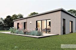 Maison+Terrain de 4 pièces avec 3 chambres à Derval 44590 – 173055 € - CVAS-21-04-30-37
