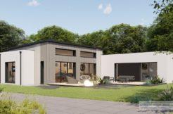 Maison+Terrain de 4 pièces avec 3 chambres à Lusanger 44590 – 320739 € - CVAS-21-09-23-73