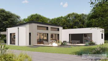 Maison+Terrain de 4 pièces avec 3 chambres à Chapelle-sur-Erdre 44240 – 532427 € - CVAS-21-09-23-63