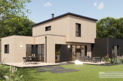 Maison+Terrain de 5 pièces avec 4 chambres à Treillières 44119 – 382167 € - CVAS-21-07-22-15