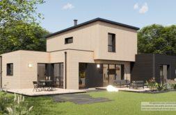 Maison+Terrain de 5 pièces avec 4 chambres à Issé 44520 – 284534 € - CVAS-21-06-24-16