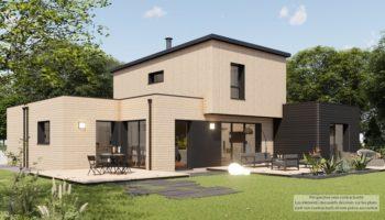 Maison+Terrain de 5 pièces avec 4 chambres à Fay-de-Bretagne 44130 – 314236 € - CVAS-21-04-30-14
