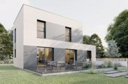 Maison+Terrain de 5 pièces avec 4 chambres à Saint-Avé 56890 – 301563 € - MLEP-21-06-08-3