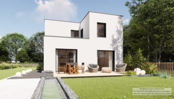 Maison+Terrain de 6 pièces avec 4 chambres à Bain-de-Bretagne 35470 – 298027 € - ABRE-21-09-08-98