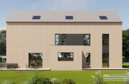 Maison+Terrain de 5 pièces avec 4 chambres à Yvignac-la-Tour 22350 – 355003 € - KRIB-21-06-04-5