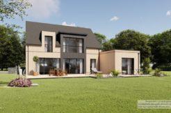 Maison+Terrain de 5 pièces avec 4 chambres à Divatte-sur-Loire 44450 – 388203 € - CVAS-21-09-23-79