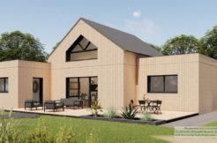 Maison+Terrain de 3 pièces avec 2 chambres à Savenay 44260 – 364406 € - CVAS-21-09-23-21