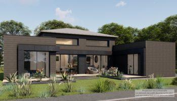 Maison+Terrain de 4 pièces avec 3 chambres à Divatte-sur-Loire 44450 – 400203 € - CVAS-21-09-23-80