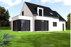 Maison+Terrain de 6 pièces avec 4 chambres à Lanmeur  – 171164 € - DPOU-19-08-28-71