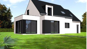 Maison+Terrain de 6 pièces avec 4 chambres à Plounéventer 29400 – 158308 € - DPOU-18-12-20-234