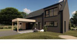 Maison+Terrain de 8 pièces avec 4 chambres à Plougastel Daoulas 29470 – 348251 € - CPAS-20-07-23-46