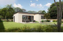 Maison+Terrain de 3 pièces avec 2 chambres à Guimaëc 29620 – 115580 € - DPOU-19-05-03-63