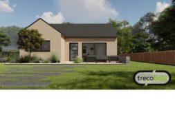 Maison+Terrain de 4 pièces avec 2 chambres à Saint Nicolas de Redon 44460 – 140584 € - KLM-19-07-22-14