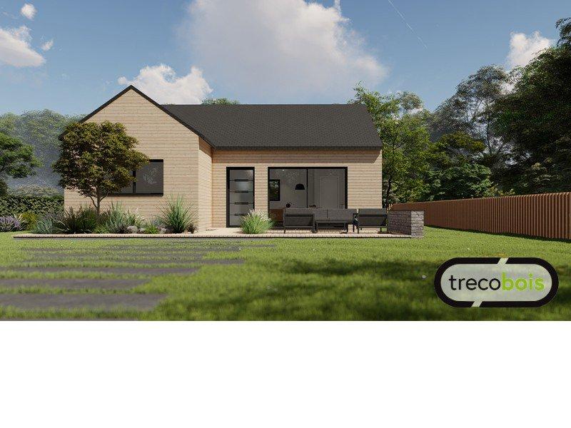 Maison+Terrain de 4 pièces avec 2 chambres à Oudon 44521 – 152913 € - KLM-19-08-26-2