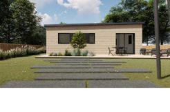 Maison+Terrain de 3 pièces avec 2 chambres à Melgven 29140 – 151545 € - RCAB-20-06-11-13