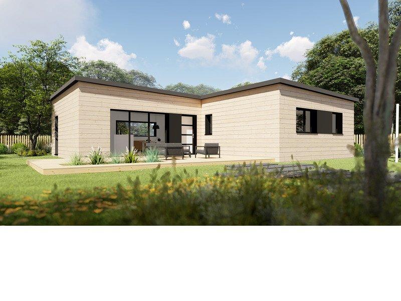 Maison+Terrain de 6 pièces avec 4 chambres à Saint Servais 29400 – 151424 € - DPOU-18-12-20-324