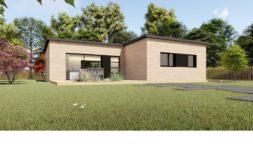 Maison+Terrain de 5 pièces avec 3 chambres à Irvillac 29460 – 161352 € - CPAS-19-04-11-24