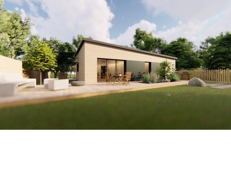 Maison+Terrain de 4 pièces avec 3 chambres à Saint Jory 31790 – 210000 € - CPO-19-02-26-12