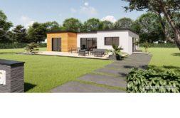 Maison+Terrain de 4 pièces avec 3 chambres à Gouesnach 29950 – 212632 € - RCAB-21-02-18-13