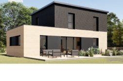 Maison+Terrain de 6 pièces avec 4 chambres à Landivisiau 29400 – 204344 € - DPOU-19-05-03-83