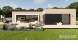 Maison+Terrain de 5 pièces avec 4 chambres à Gouesnach 29950 – 210476 € - RCAB-20-12-15-1