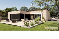 Maison+Terrain de 6 pièces avec 4 chambres à Plougastel Daoulas 29470 – 253205 € - CPAS-20-09-16-27