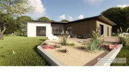 Maison+Terrain de 5 pièces avec 3 chambres à Clohars-Fouesnant 29950 – 294243 € - RCAB-20-08-18-47